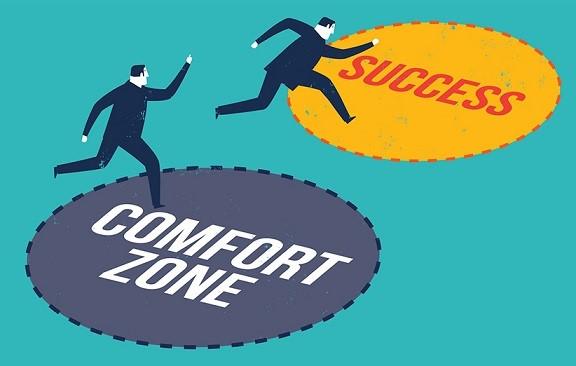 خارج شدن از حریم امن در راه اندازی کسب و کار