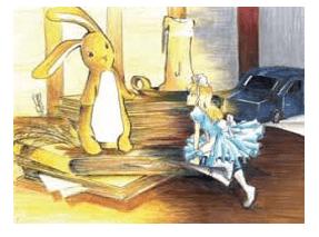 داستان خرگوش مخملی