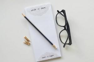 write to happen