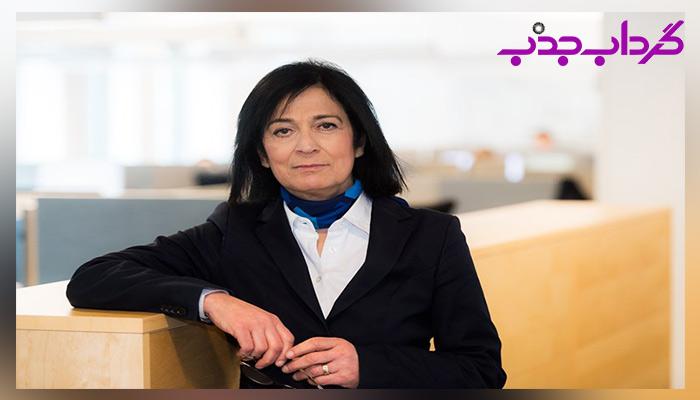 عضویت ماریا در شرکت سونی اریکسون