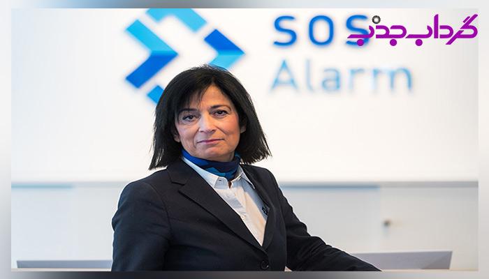 ماریا خرسند مدیر و مخترع ایرانی، پروژه بزرگ بلوتوث
