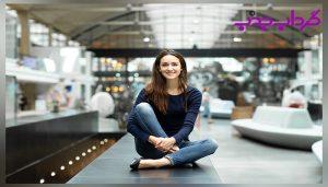 زندگی نامه رکسانا ورزا جوان ترین کارآفرین زن ایرانی