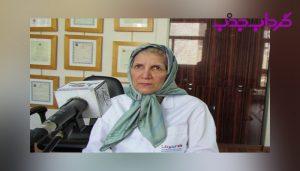 زندگینامه سهیلا سلحشور کردستانی