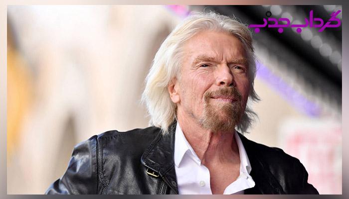 بیوگرافی ریچارد برانسون شجاع ترین الگوی کارآفرینی دنیا
