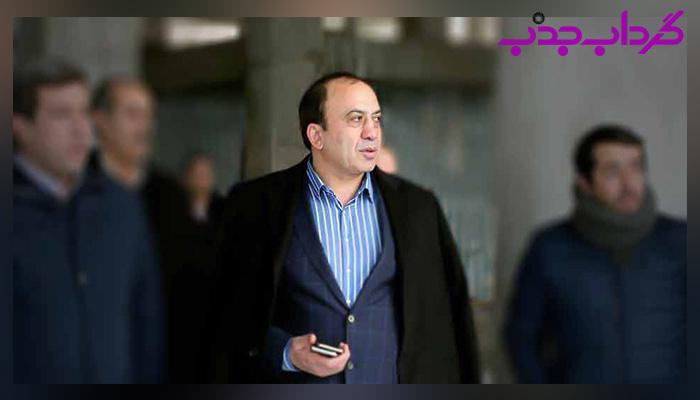 بیوگرافی احد عظیم زاده برترین کارآفرین ایرانی