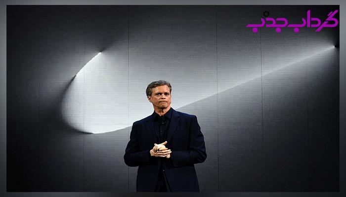 بیوگرافی مارک پارکر مدیرعامل شرکت نایک