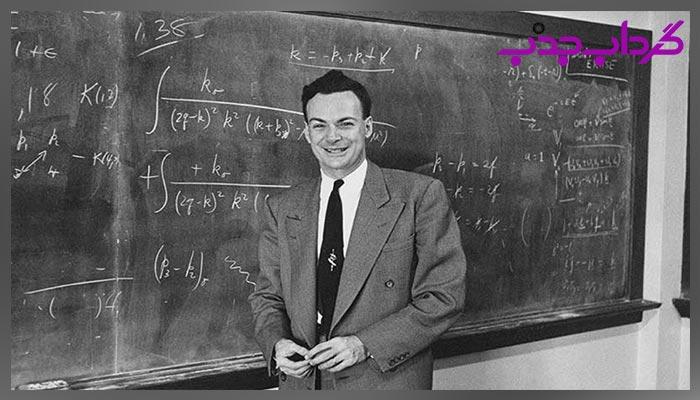 تولد و تحصیلات ریچارد فاینمن
