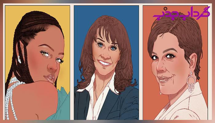معرفی ثروتمندترین زنان خودساخته آمریکا