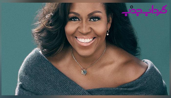 تبلیغات میشل اوباما برای رئیس جمهوری اوباما