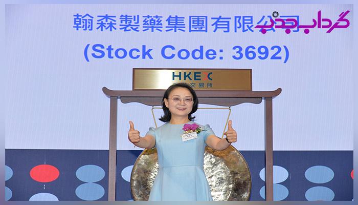 10 زن ثروتمند برتر دنیا: ژانگ هویجوان