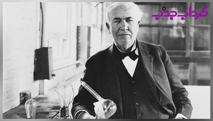 سنین جوانی و تحصیلات توماس ادیسون